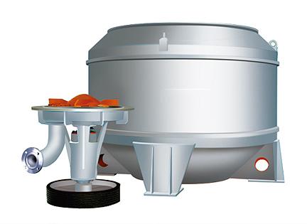 o型水力碎浆机