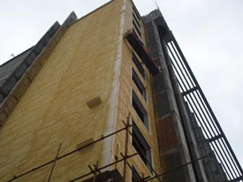 聚氨酯外墙保温