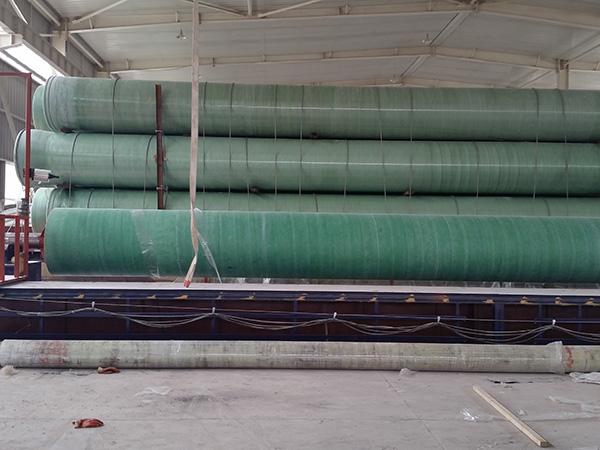 玻璃钢污水管