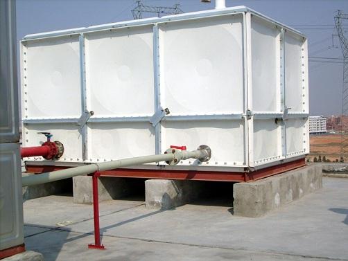 消防玻璃钢水箱